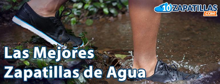 mejores zapatillas de agua para rio playa piscina