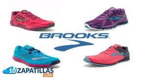 zapatillas de trail running brooks
