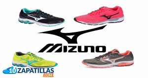zapatillas de trail running mizuno