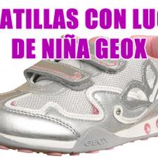 Comprar Zapatillas con Luces niña GEOX