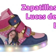 Zapatillas con Luces de Soy Luna