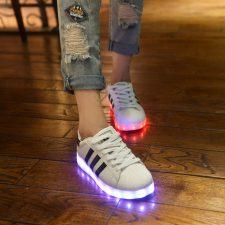 Comprar Zapatillas con luces, ¿dónde comprar?