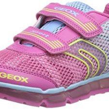 Geox J Android Girl A – Zapatos primeros pasos para bebés