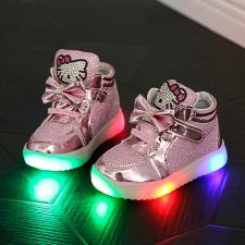 Comprar Zapatillas con luces Hello Kitty