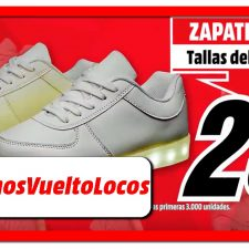 Comprar Zapatillas con luces Media Markt