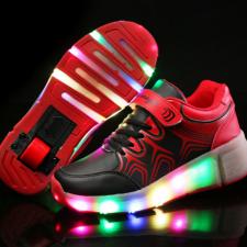 Comprar Zapatillas con luces y ruedas