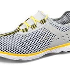 Santiro Masculino Slip-on Sneaker Malla Exterior Zapato de agua