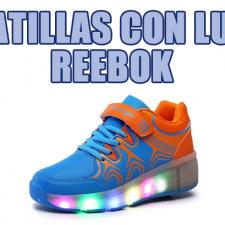 Zapatillas con luces Bebe
