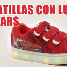 Comprar Zapatillas con Luces Cars