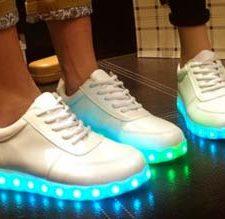 Comprar Zapatillas con luces baratas