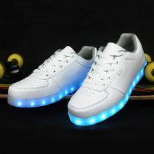 Comprar Zapatillas con luces en la suela