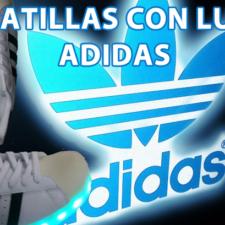 Comprar Zapatillas con luces Adidas