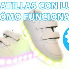 Comprar Zapatillas con luces Cómo funcionan