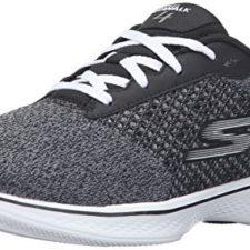 Skechers Go Walk 4-Exceed, Zapatillas para Mujer