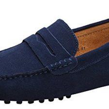 Yaer Zapatos hombre Mocasines calzado plano-Mocasines para hombre