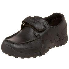 Geox Junior winter snake mocassino J9309B00043C6009 – Zapatos de cuero para niño