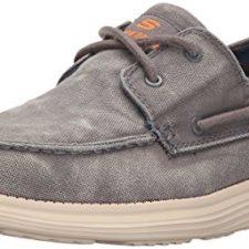 Skechers Status- Melec – Zapatillas de deporte para Hombre